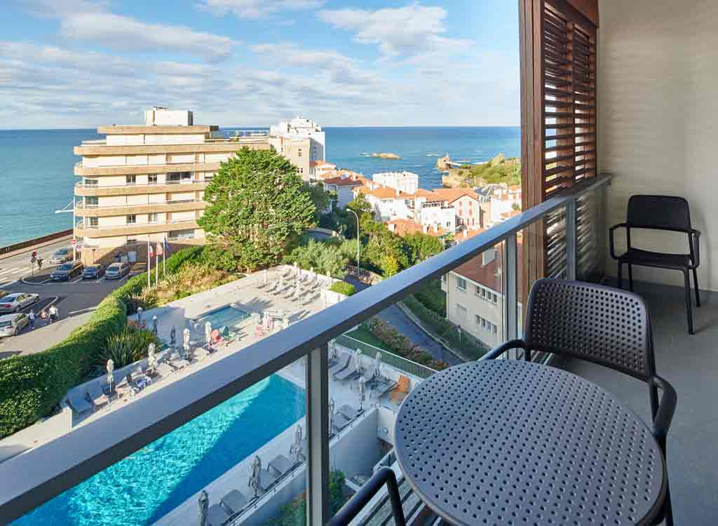 Residence Vacances Bleues Le Grand Large Biarritz France